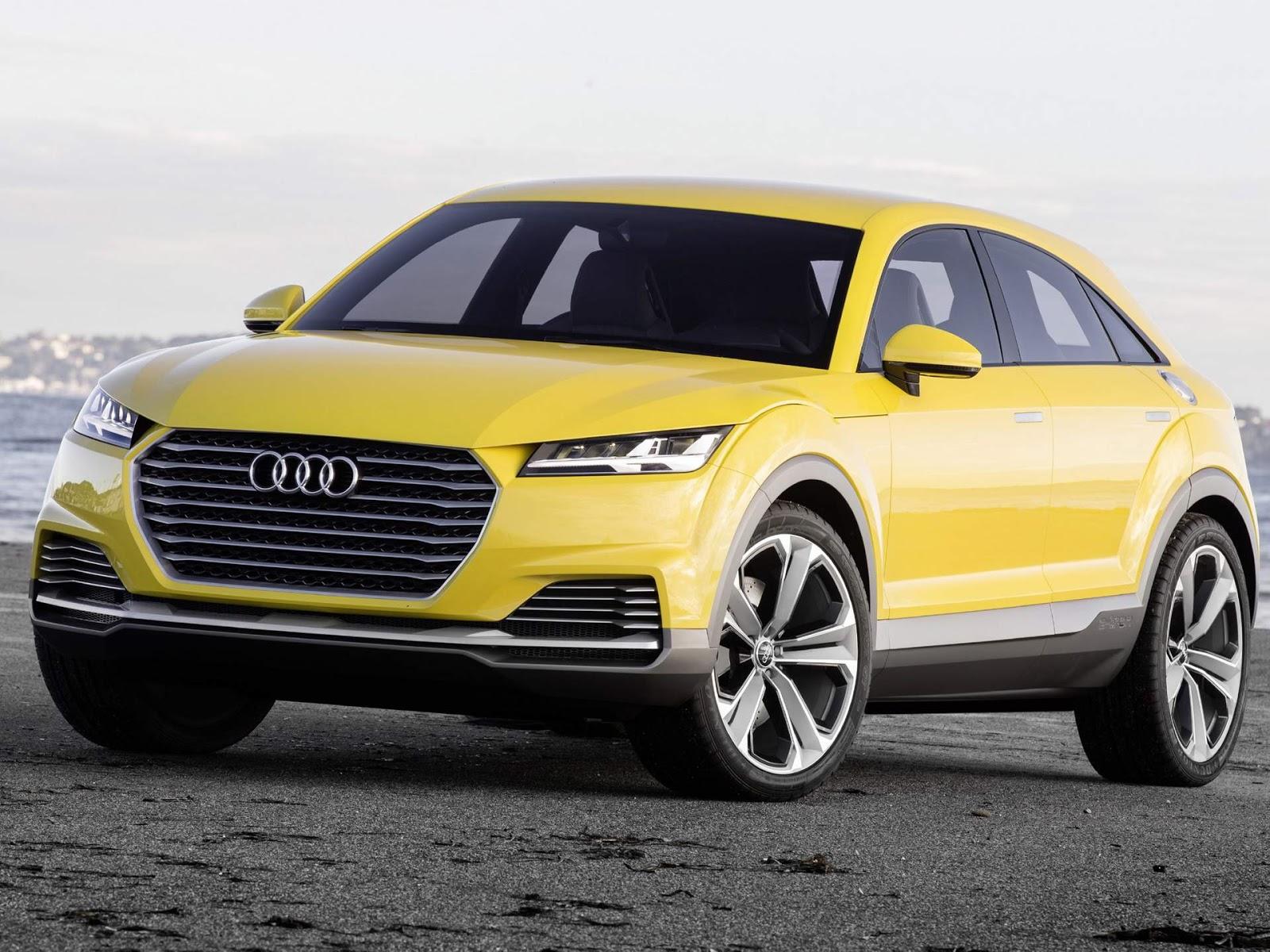Q4 Jeep Compass >> Novo Audi Q4: confirmado para 2019 | Motor Vício