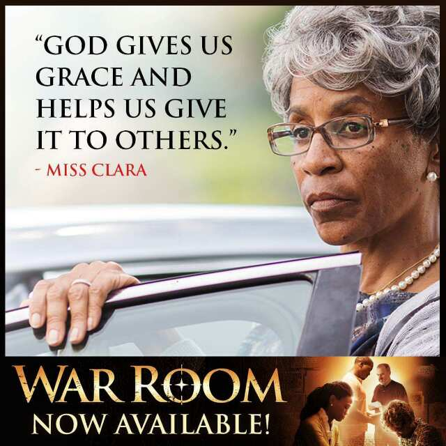 35 Lessons I picked From War Room (2015 Movie) - ESTHER ADENIYI