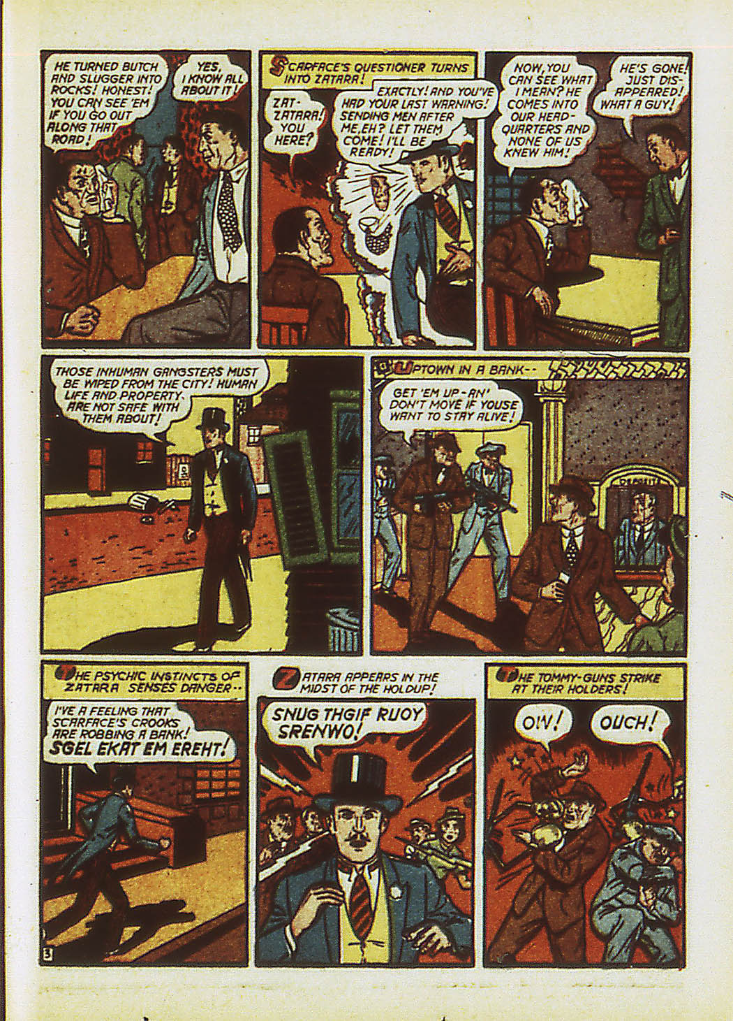 Read online Action Comics (1938) comic -  Issue #34 - 60