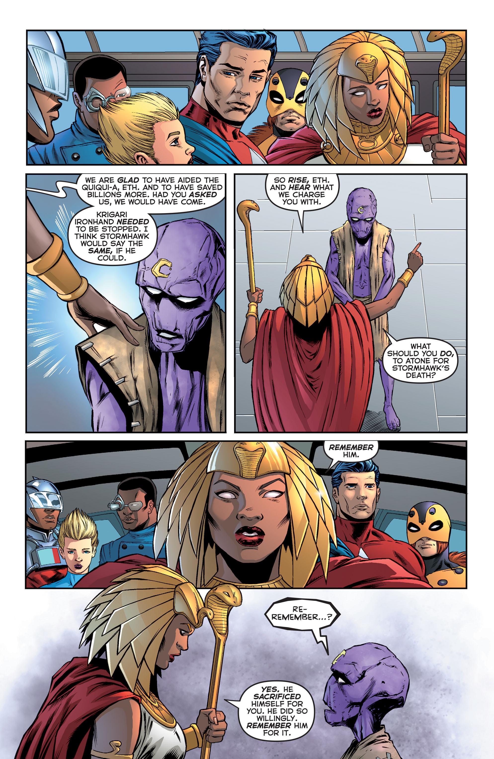 Read online Astro City comic -  Issue #17 - 23