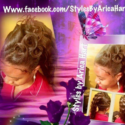 Ponytail, hair styles for black women, weave, black hair Styles, krimp