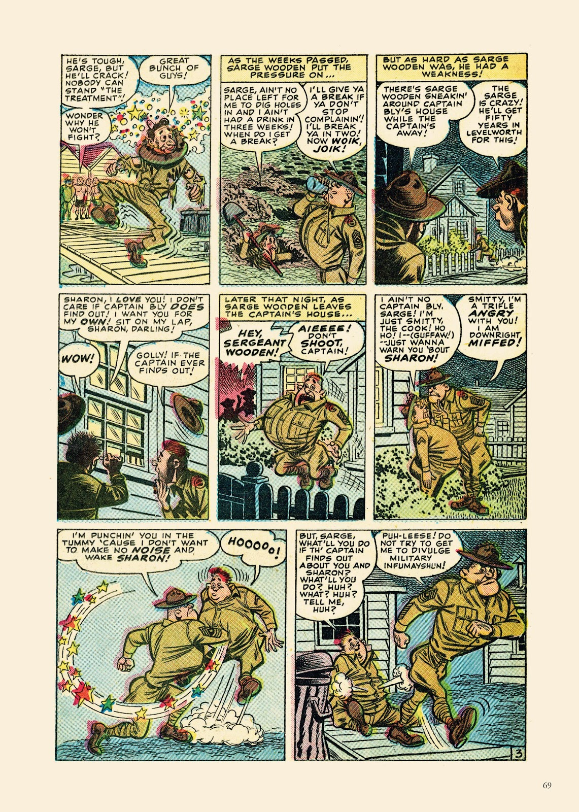 Read online Sincerest Form of Parody: The Best 1950s MAD-Inspired Satirical Comics comic -  Issue # TPB (Part 1) - 70