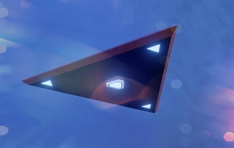 Nave Antigravità Segreta TR-3B capace di fare Viaggi Interstellari.