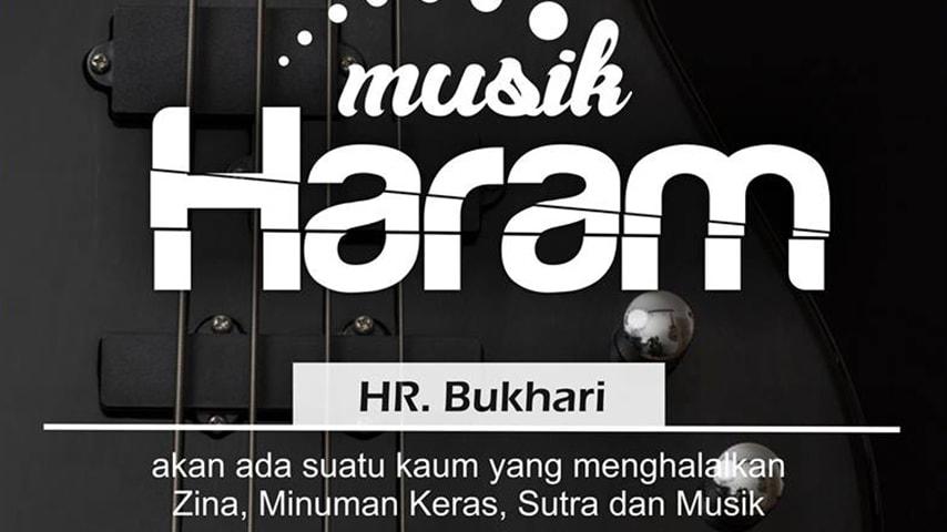 Musik Itu Haram