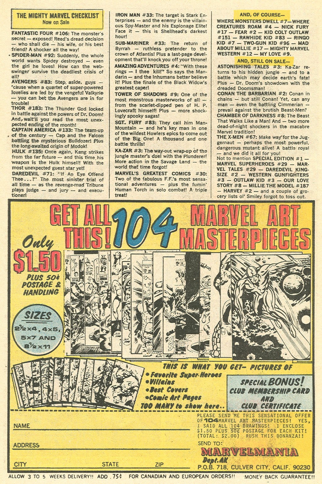 Kid Colt Outlaw issue 151 - Page 10