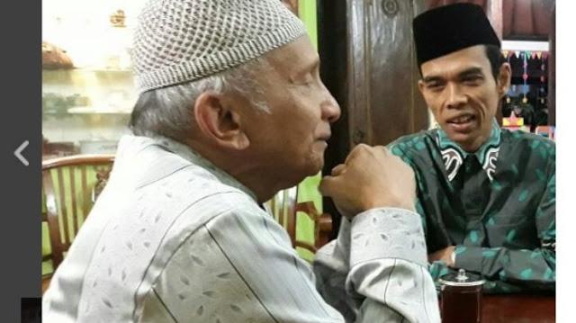 Sekjen Gerindra: Sudah Dibantu Pak Amien, UAS Belum Juga Bisa Ditemui