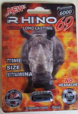 Rhino 7  Sex Pills