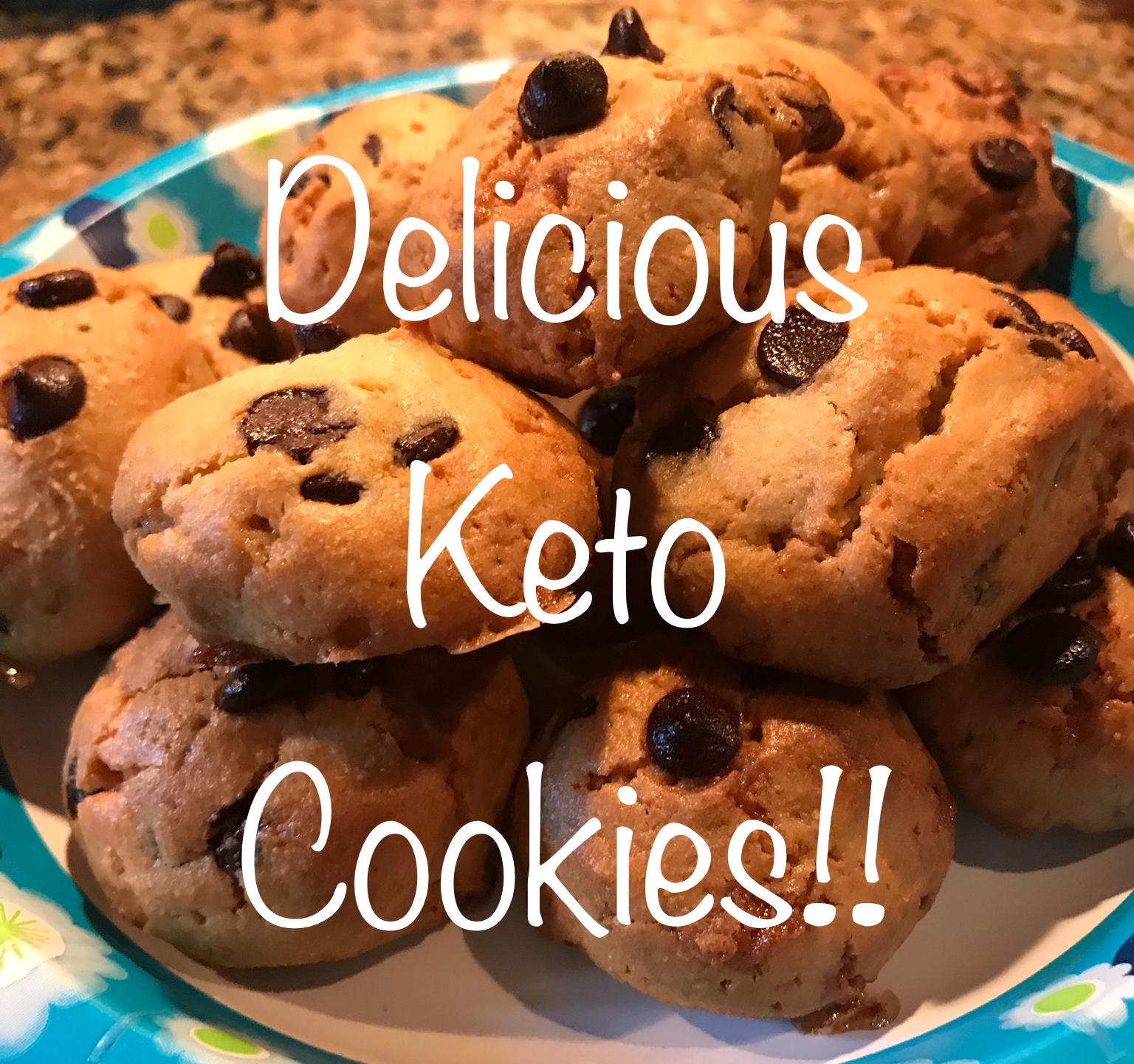 The Best Keto Cookie Swap C D Blogspot