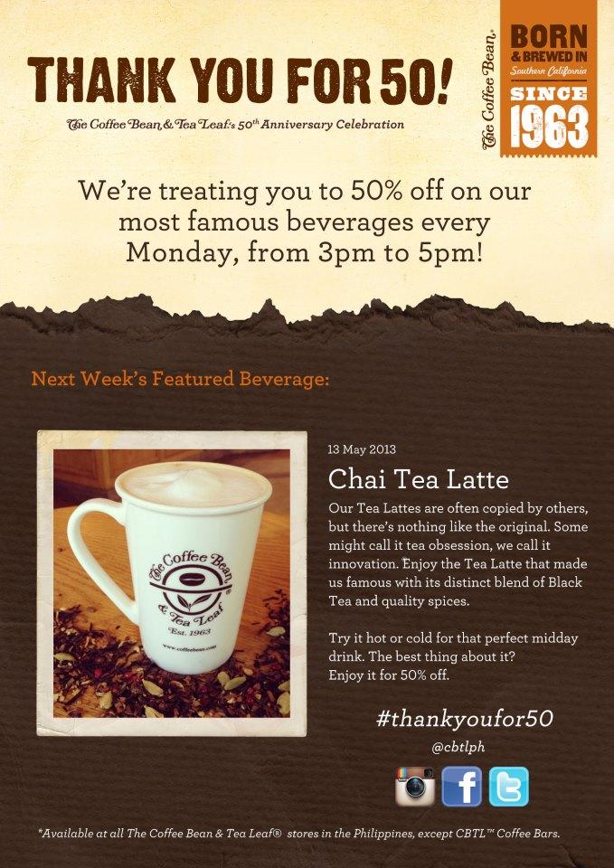 Coffee bean promo code referral