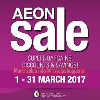 AEON Sale 2017