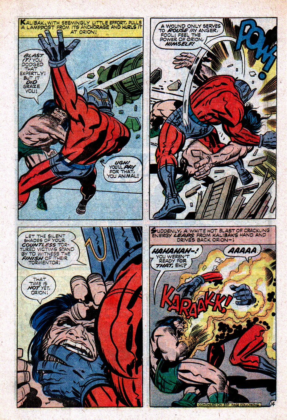The New Gods (1971) issue 11 - Page 18