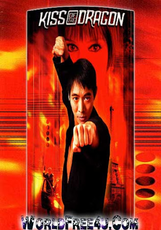 Poster Of Kiss of the Dragon 2001 In Hindi Bluray 720P Free Download