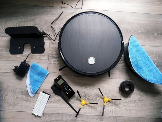 Ikohs Netbot S14: accesorios incluidos