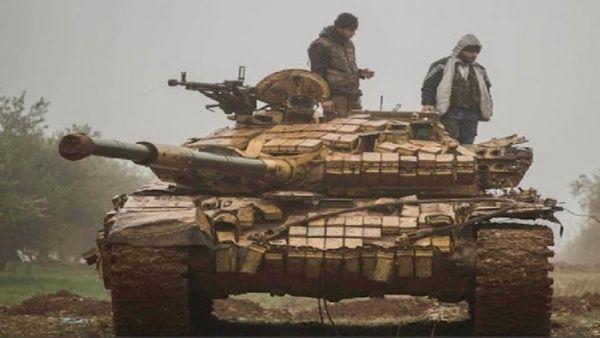 Grupos terroristas en Siria se unen en nueva formación
