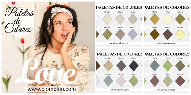 paletas de colores combinaciones