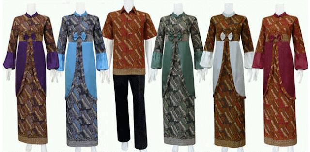 Ini Dia Beberapa Model Baju Batik Baru Dan Causal Ditahun 2018