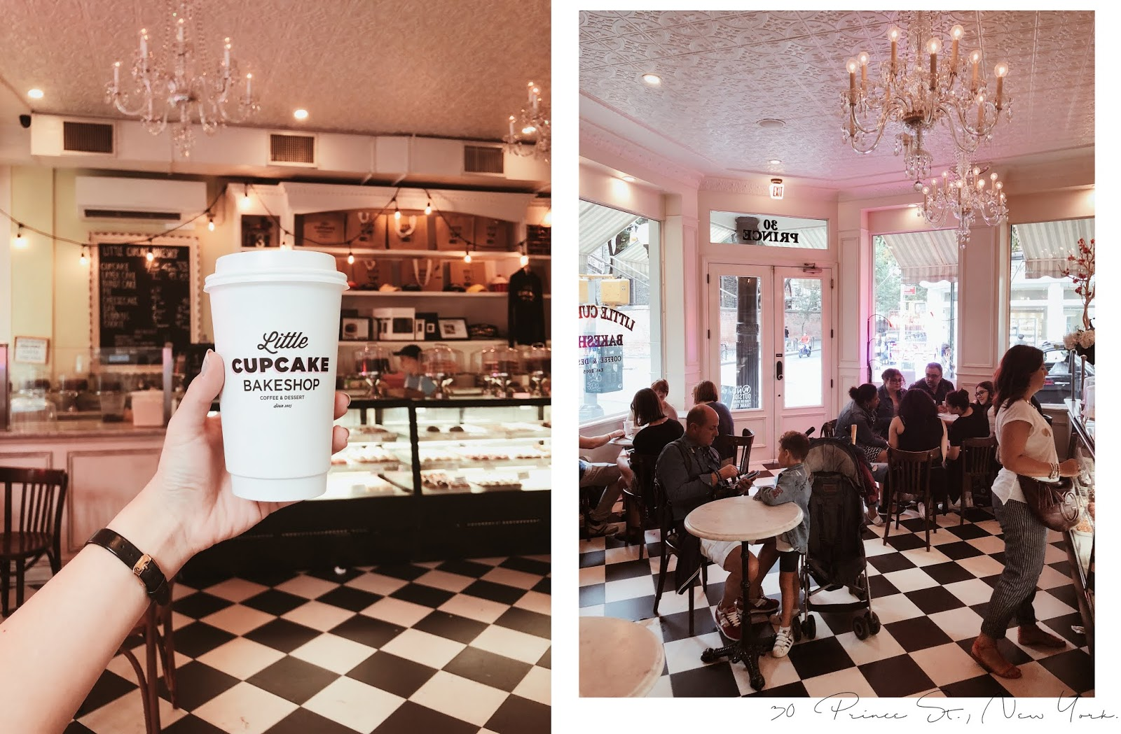 new york instagram places guide food spots instagrammable worthy little cupcake bakeshop soho 2