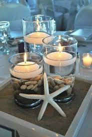 Seaside Table Decorations