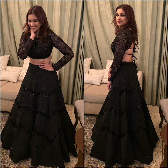 Parineeti Chopra in Jade by MK