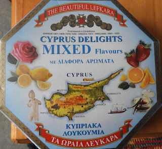 beautiful lefkara cyprus turkish delights