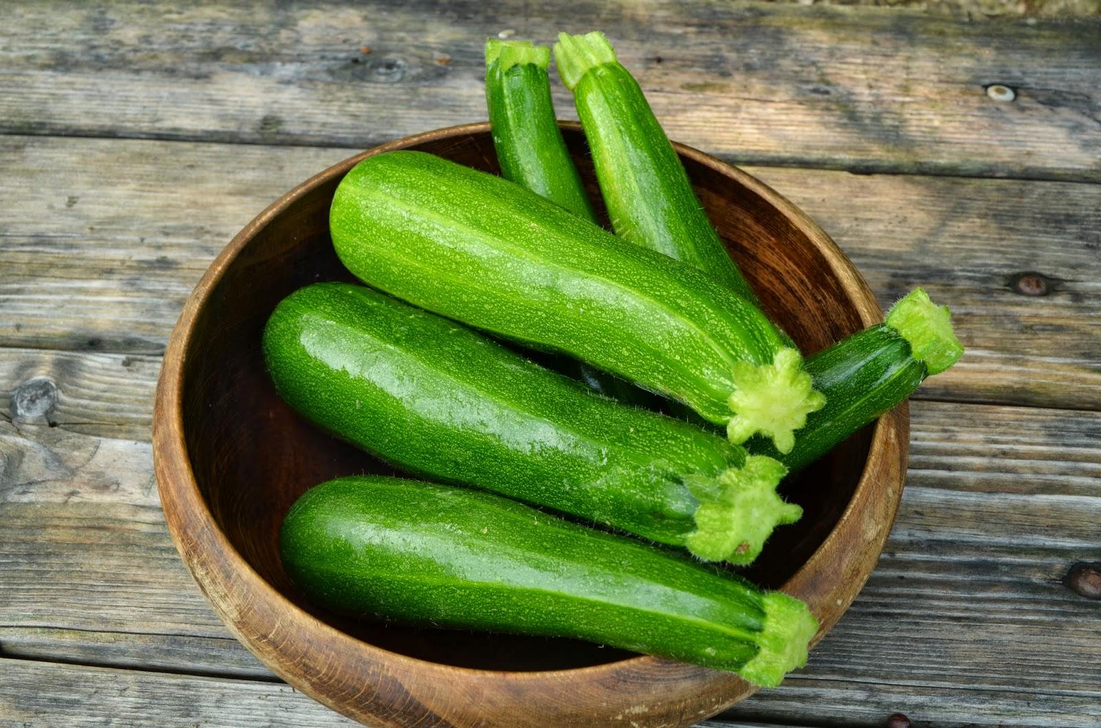 Harmony Valley Farm Summer Squash Zucchini And