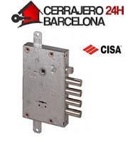 cerradura puerta blindada Cisa CIS57515