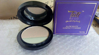 TATI GLOW WHITE COMPACT POWDER