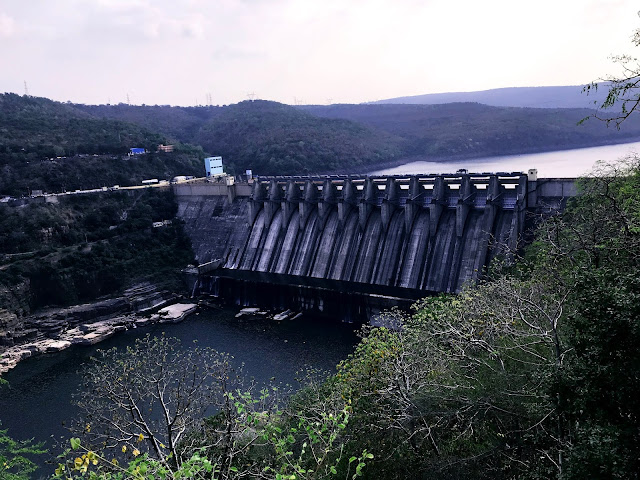 Photos taken from the one day trip to srisailam from hyderabad