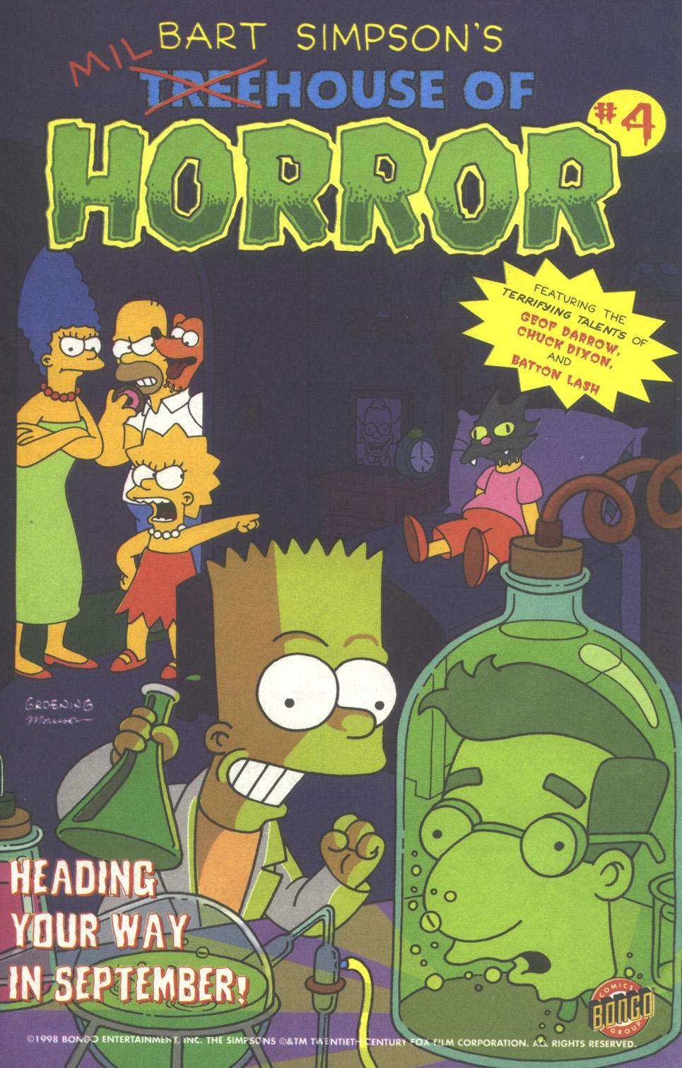 Read online Simpsons Comics comic -  Issue #38 - 25