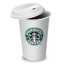 Paper Cup Starbucks Coffee