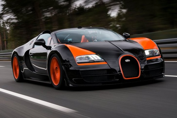 Bugatti Veyron Grand Sport Vitesse Is World S Fastest Open Top