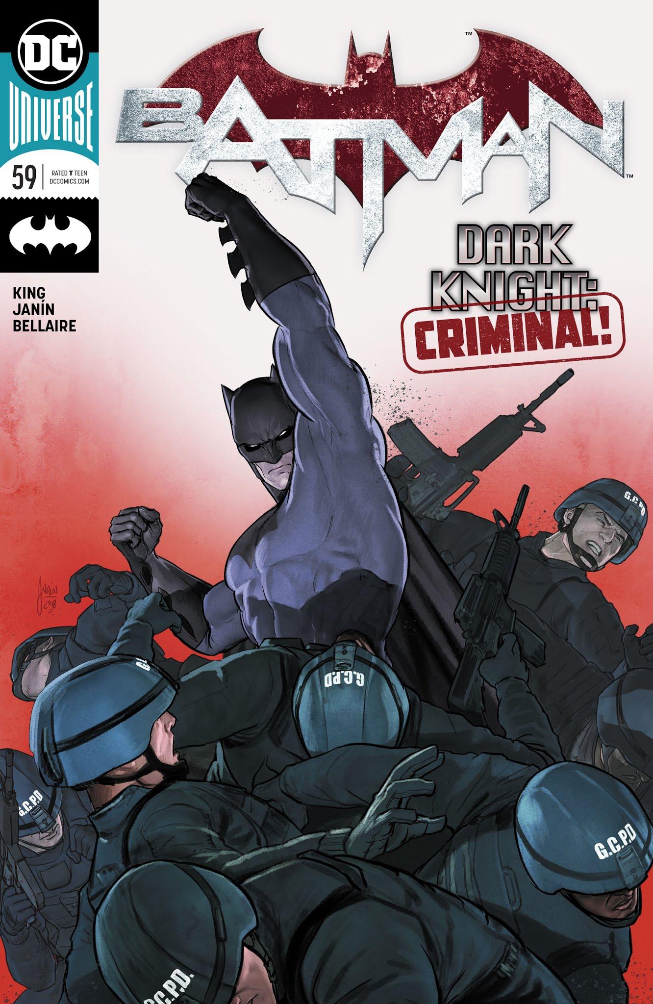 Batman (2016) 59 Page 1
