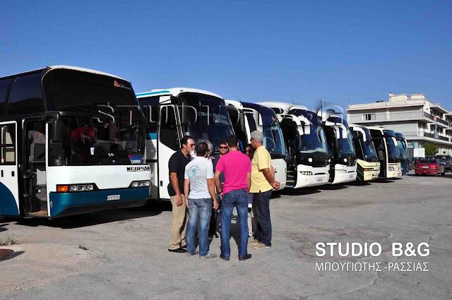 Στον αέρα η μεταφορά των μαθητών στην Αργολίδα στο παρά πέντε της έναρξης της σχολικής χρονιάς  (βίντεο)