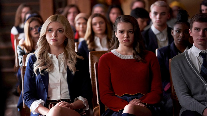 Legacies - Episode 1.04 - Hope is Not the Goal - Inside The Episode, 2 Sneak Peeks, Promo, Promotional Photos + Press Release