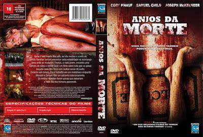 Filme Anjos da Morte (The Hamiltons) (2006) DVD Capa