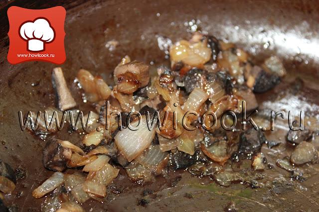 Куриные ножки в тесте с грибами пошаговые фото