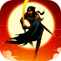 Shadow Stickman Dark Rising