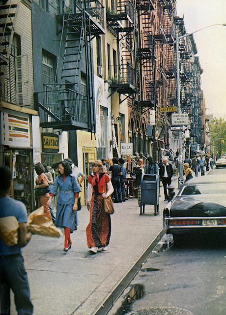 Minetta Lane 1970s randommusings.filminspector.com