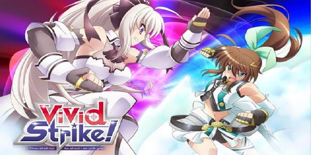 Sinopsis anime ViVid Strike! (2016)