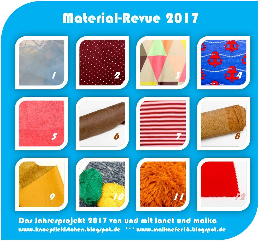 Material-Revue