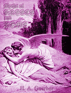 novel, Myths of Greece and Rome, H. A. Guerber, fiction, Mythology, Fairy Tales, Folk Tales, Legends, ebook, cheap ebook