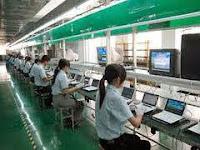 Kerja Pabrik Elektronik Malaysia (Khusus Wanita)