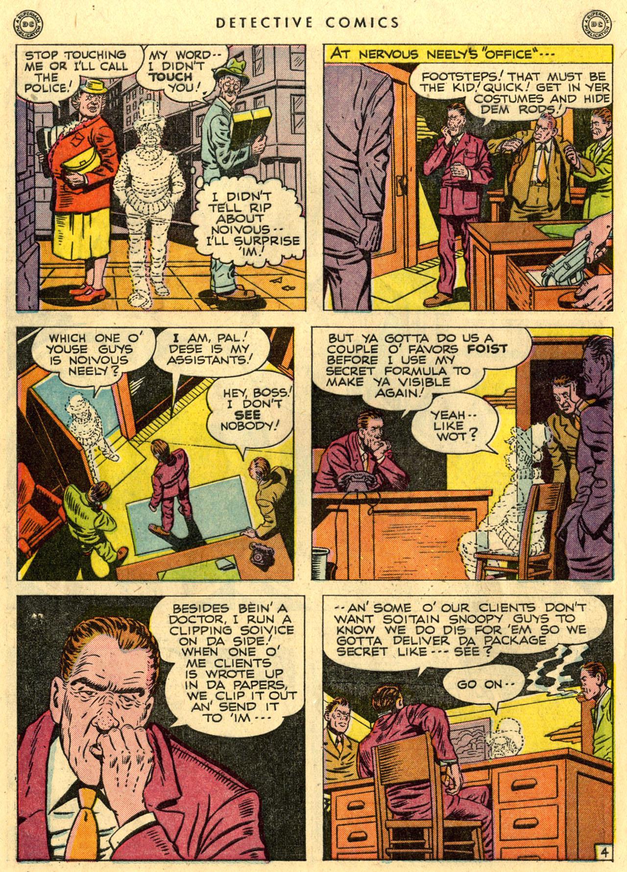 Read online Detective Comics (1937) comic -  Issue #118 - 40