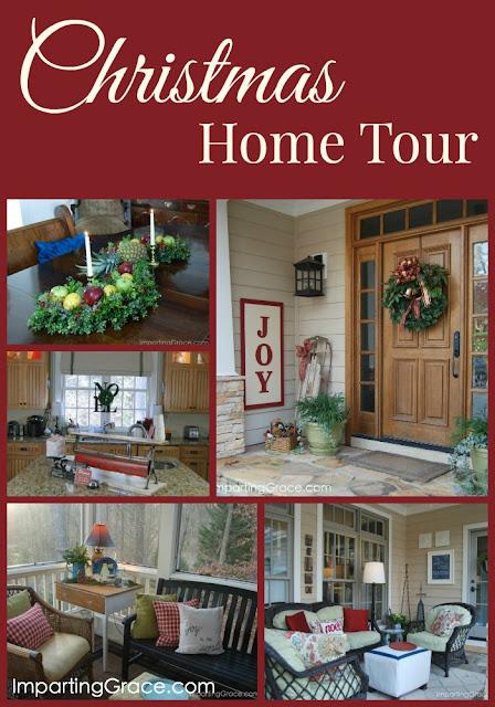 Vna Christmas House Tour