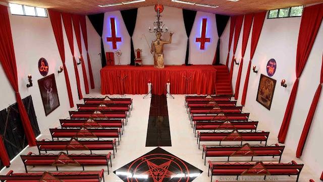 Templo para Adorar Lúcifer causa polêmica
