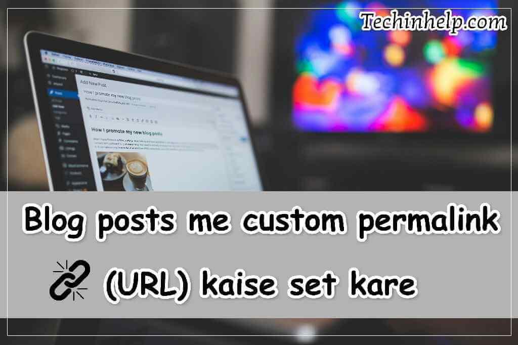 Set custom post url