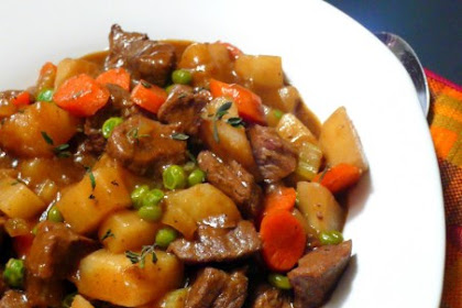 PD's OLD-TIME BEEF STEW