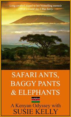 French Village Diaries review Safari Ants, Baggy Pants and Elephants by Susie Kelly
