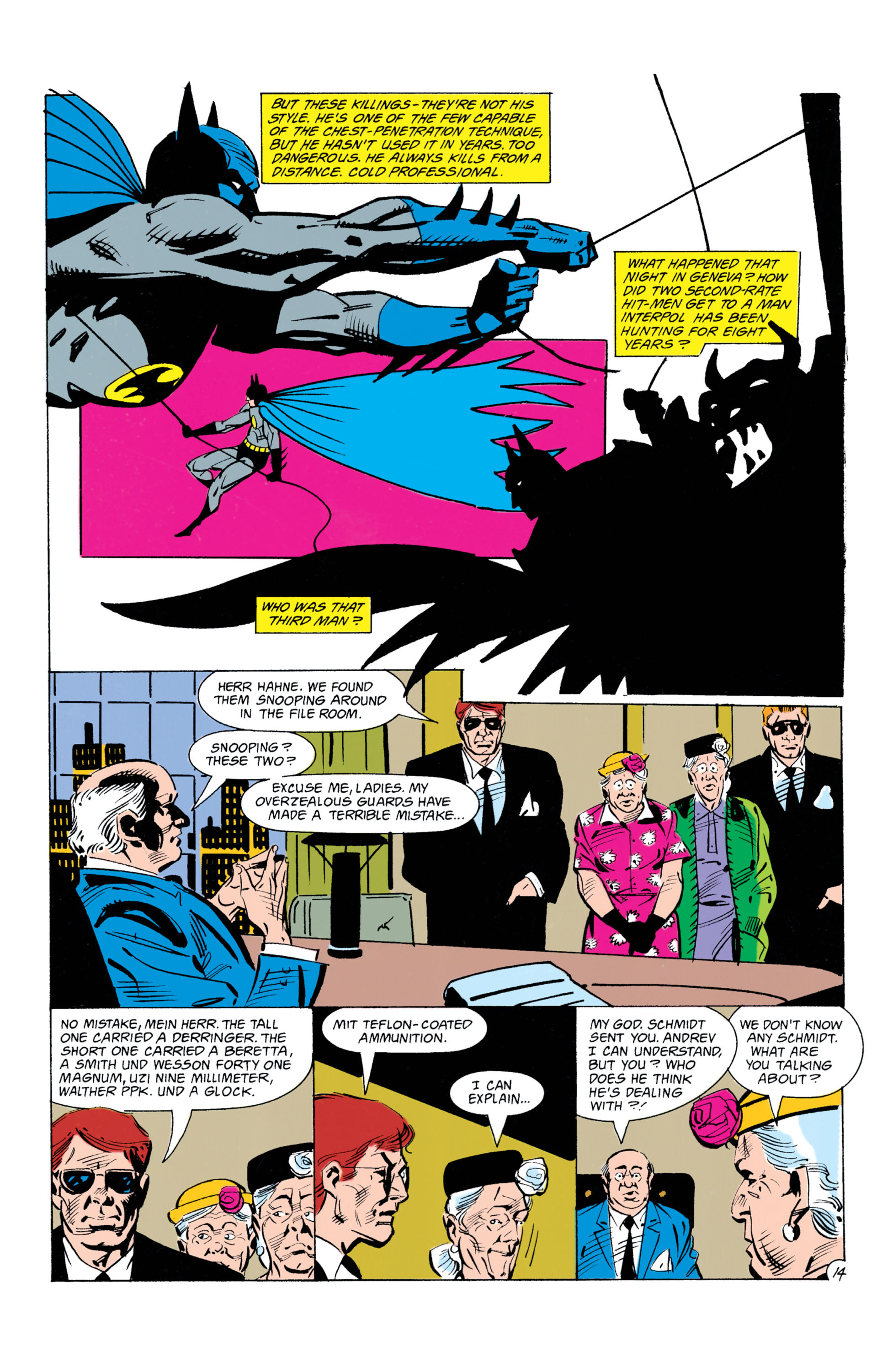 Detective Comics (1937) 634 Page 14