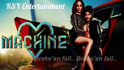 Machine (2017) 300mb Hindi Dubbed Download